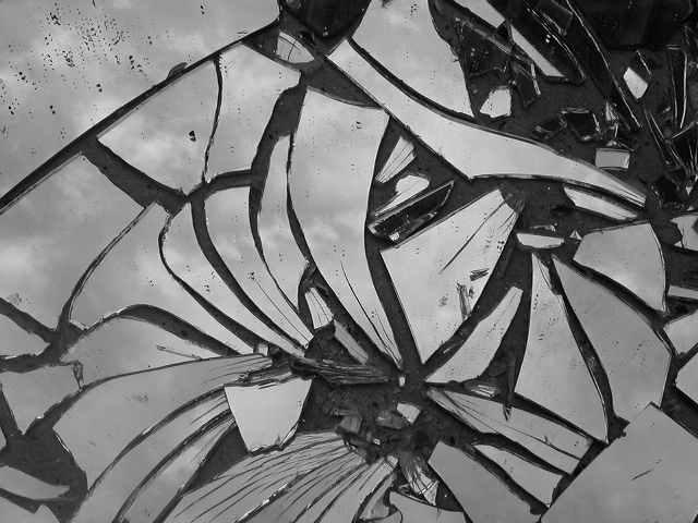broken mirror chaos deities death
